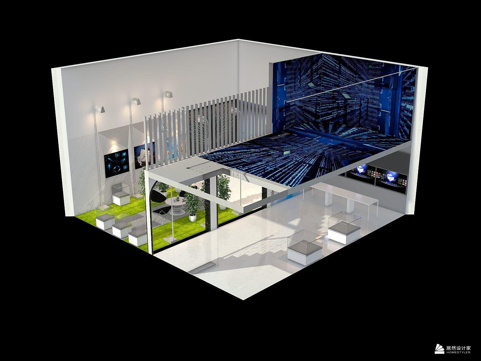 其它风格两厅装修设计效果图