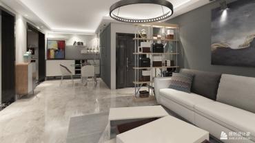 北欧风格四室一厅装修设计效果图