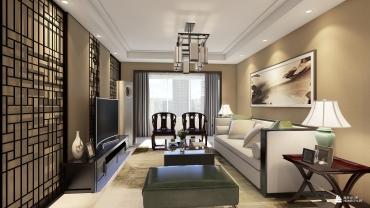 现代风格四室四厅装修设计效果图