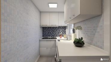 日式风格一室装修设计效果图
