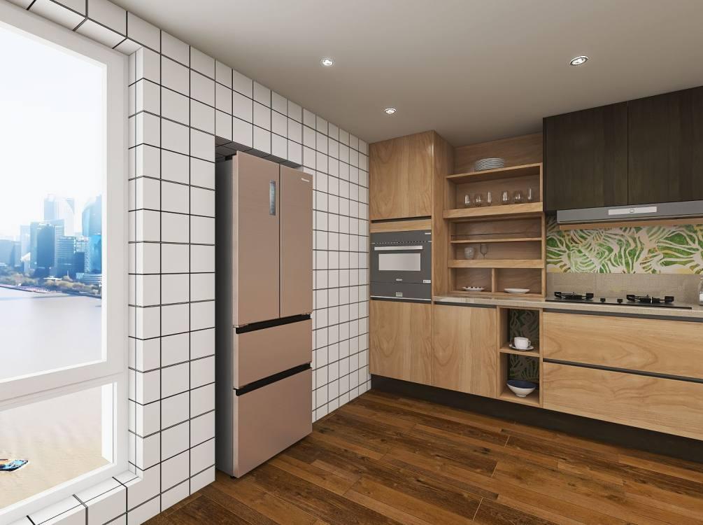 现代厨房2