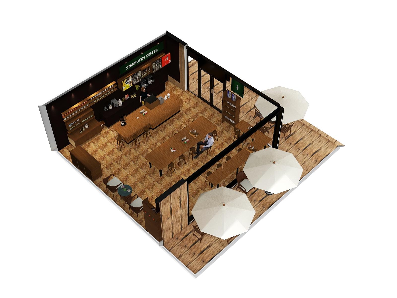 混搭风格一厅装修设计效果图