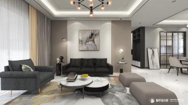其它风格四室四厅装修设计效果图